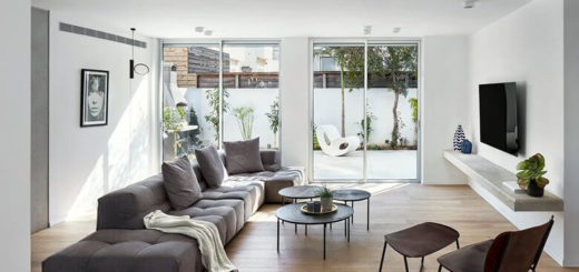 Israel Architect Design House Interior Shira Lavi