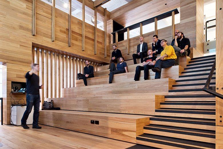 Melbourne Architect Design COX Box Office Interiors