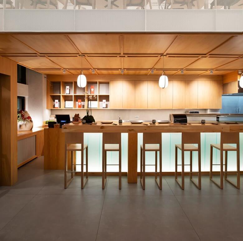 Wooden Bar Interior Design Idea