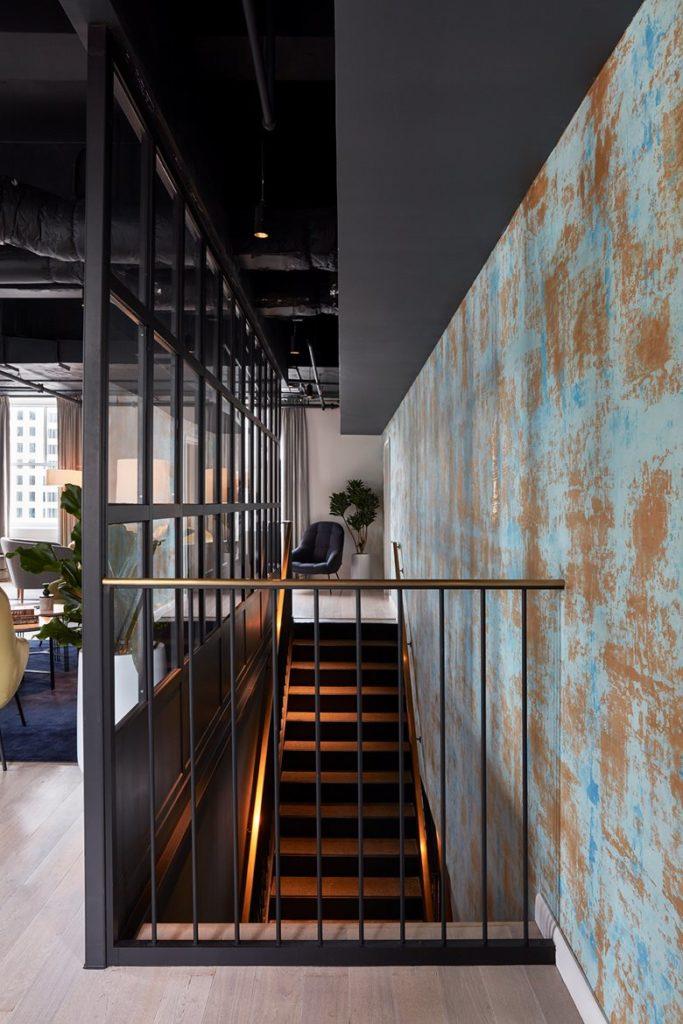 Newyork Based Clubhouse Interior