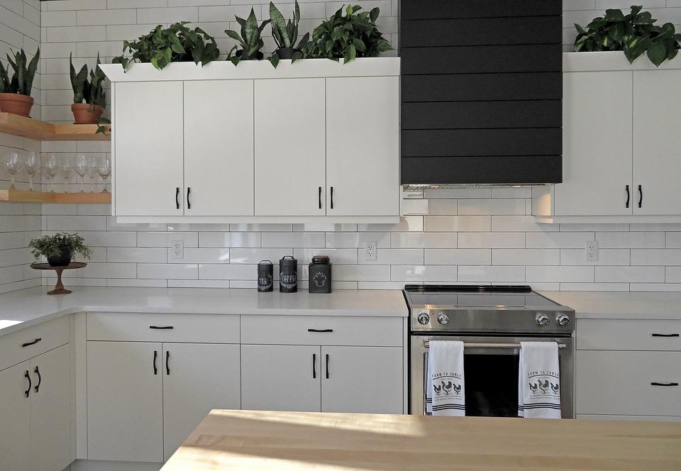 kitchen interior design idea