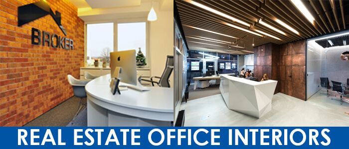 Real Estate Office Interior Design