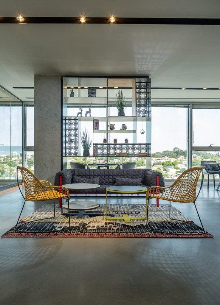 Real estate office interior design idea | Regus real estate office interior