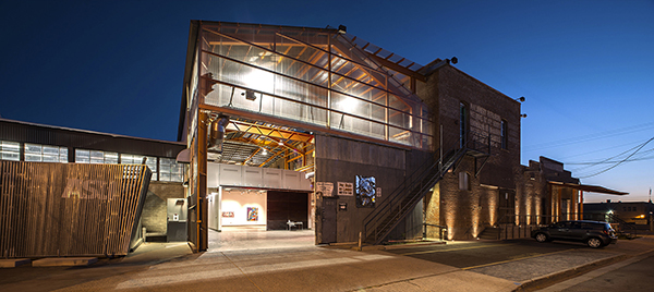 HERBERGER INSTITUTE FOR DESIGN AND ARTS