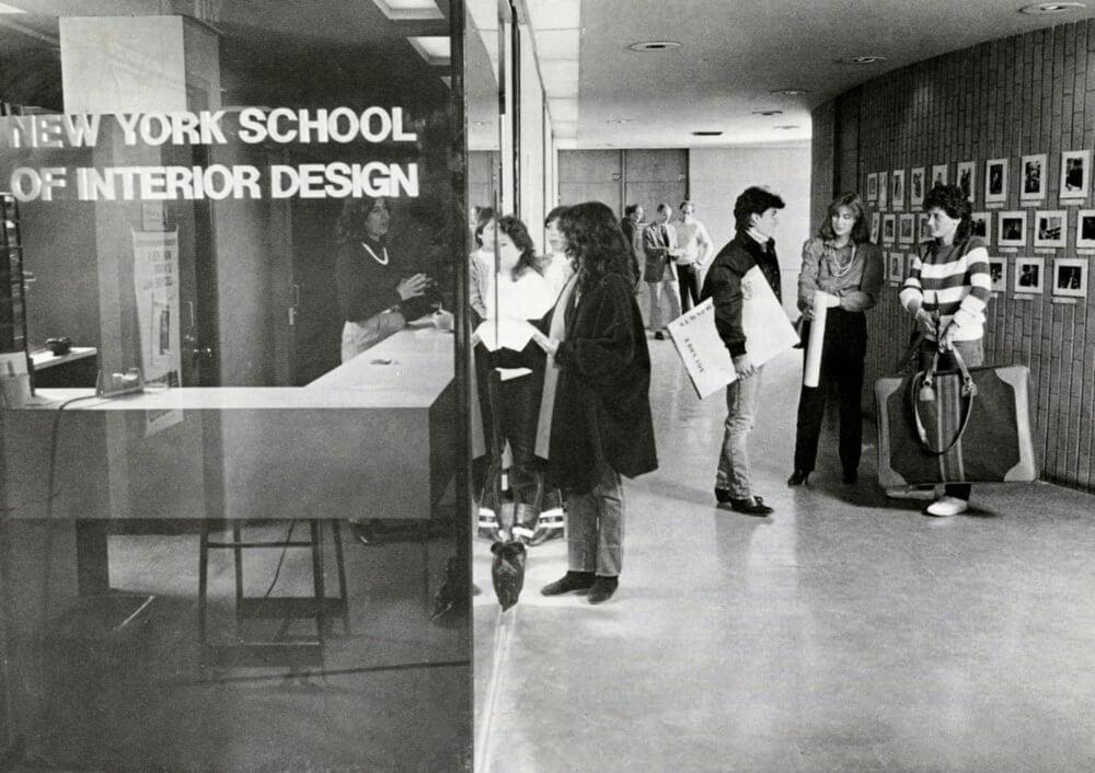 NEW YORK SCHOOL OF INTERIOR DESIGN