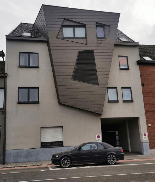 Pictures Of Ugly Houses | Ugly House Photo