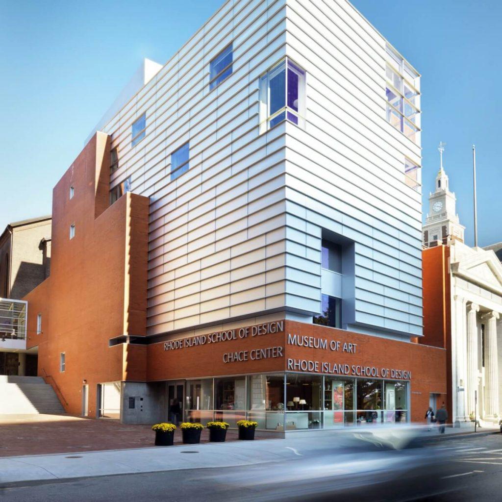 RHODE ISLAND SCHOOL OF DESIGN (Interior Design School US)