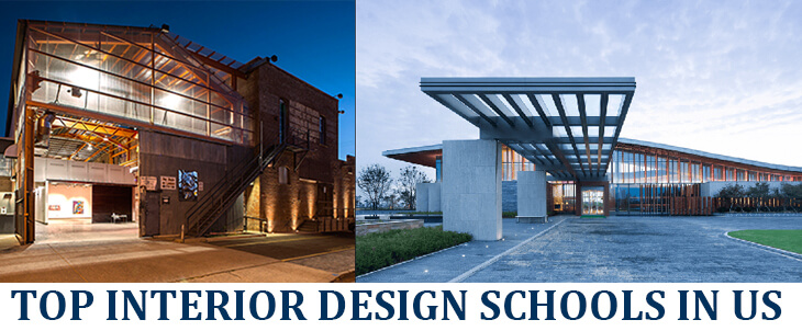 TOP INTERIOR DESIGNER SCHOOL US