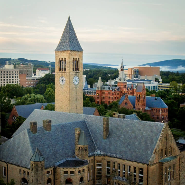 [Cornell University] - Top Interior Design Schools In The US