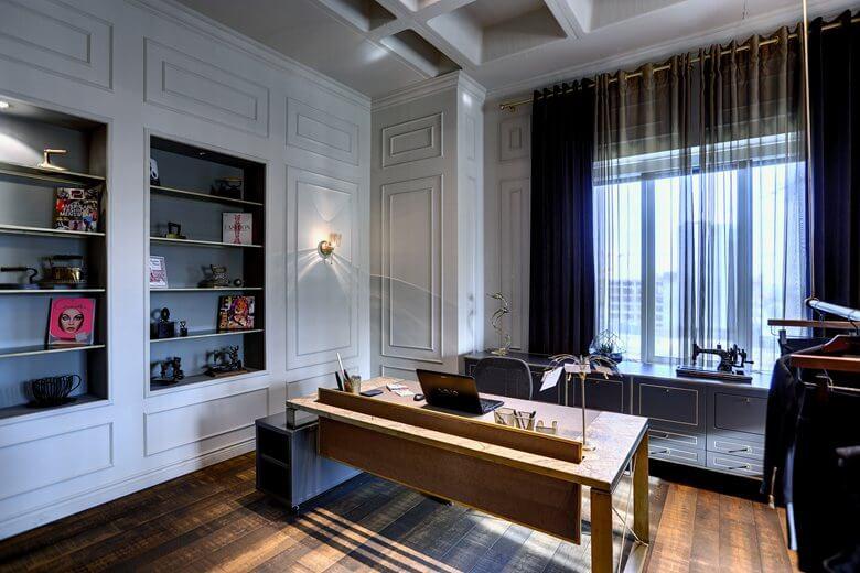 EB Startup Office Design Interior