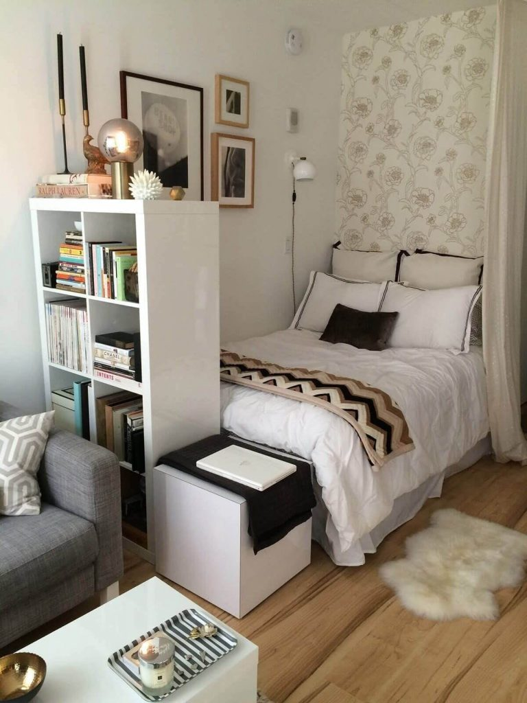Tiny House Bedroom Interior | Bedroom Interior for Couple