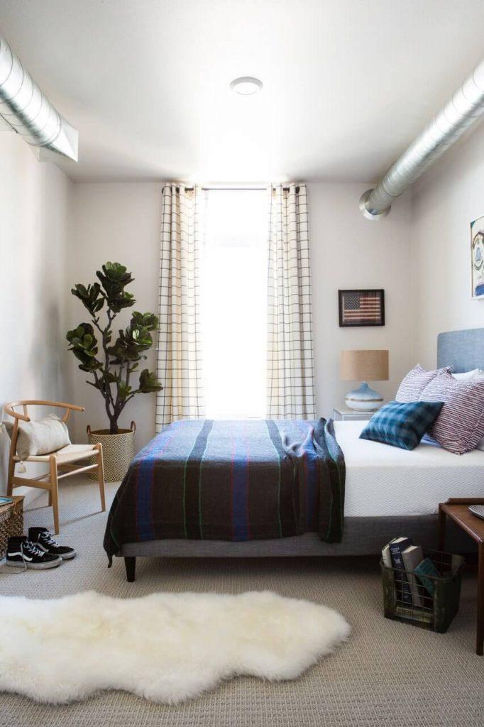 Small Bedroom Interior Ideas | Space Saving Bedroom Interior | Bedroom Interior