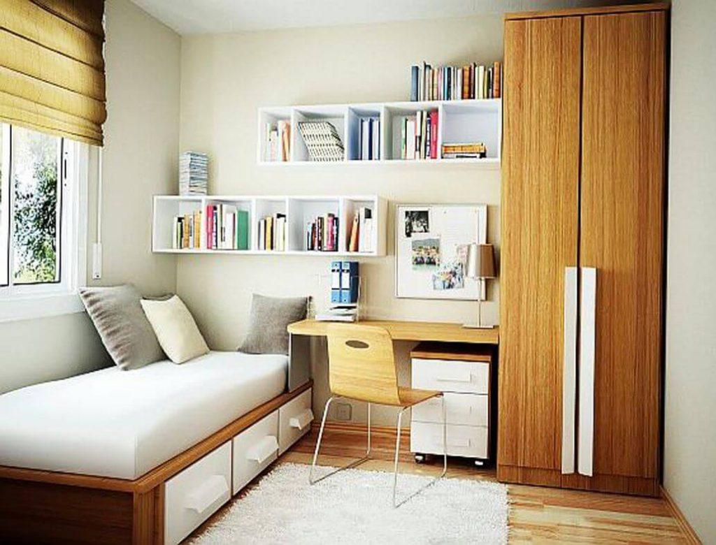Small Space Bedroom Interior Ideas | Bedroom Interior ideas