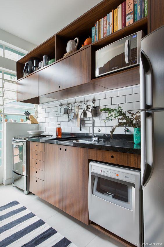 Tiny House Small Kitchen Interior Ideas