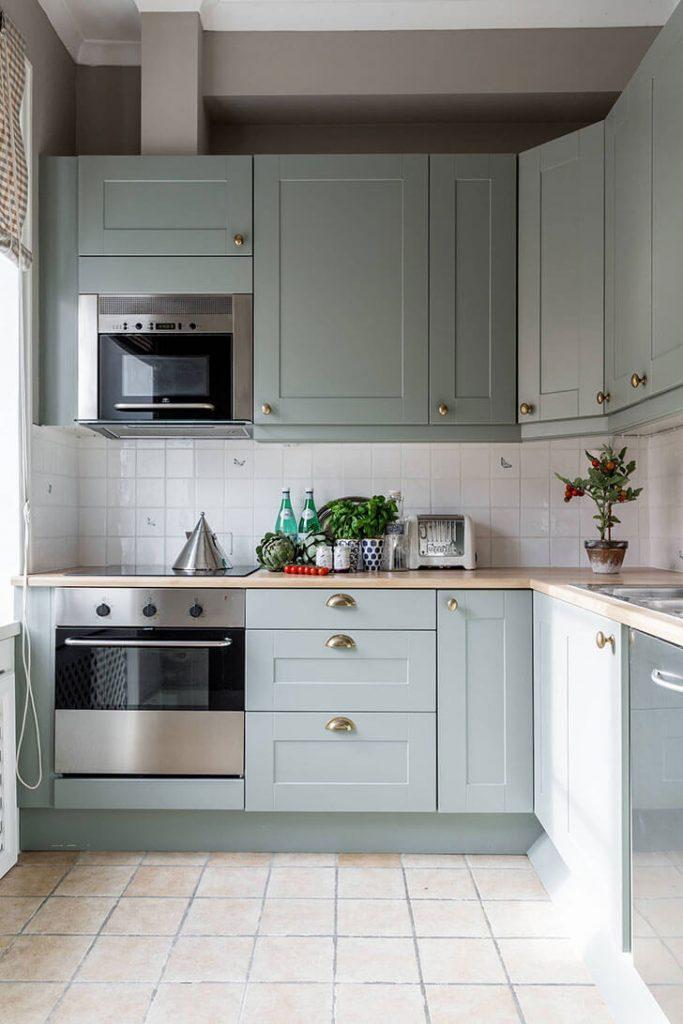 Small Kitchen Space Interior