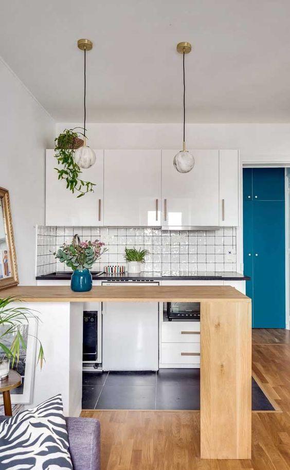 Tiny House Kitchen Interior