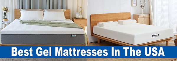 best gel mattresses