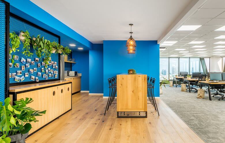 Optibus Office Interior Design | Office Interior design