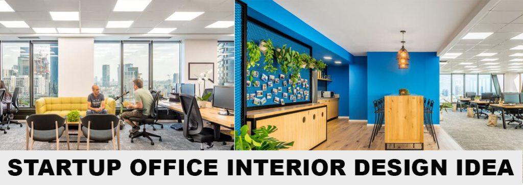 Startup Office Design Idea