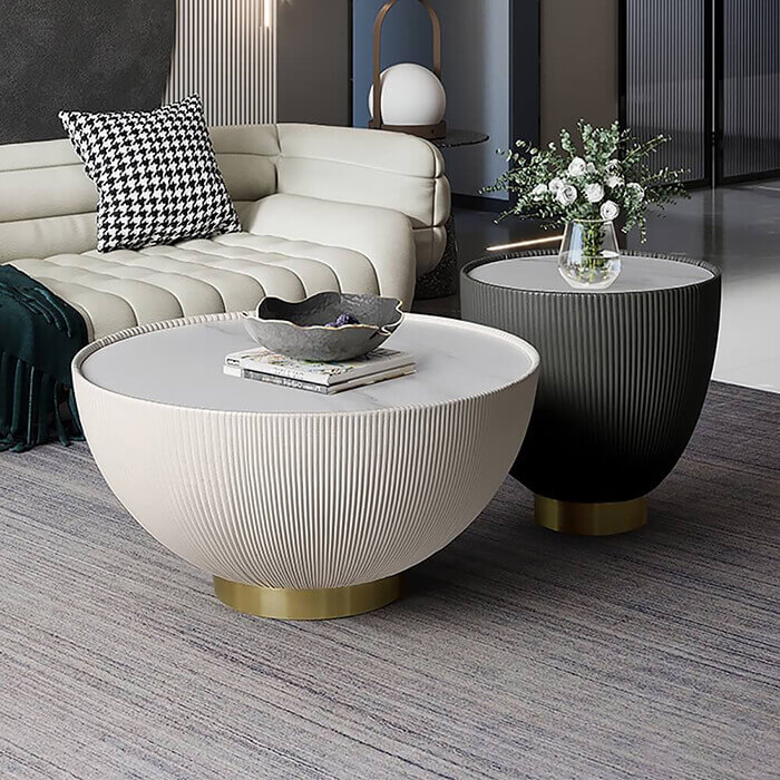 Bol-Shaped-Round-Coffee-Table-For-Living-Room