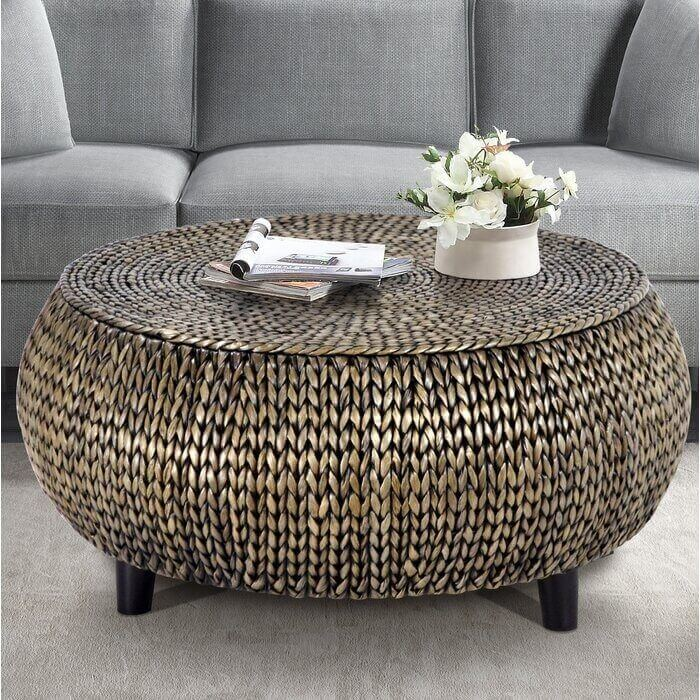 Round-Coffee-Table-For-Living-Room-