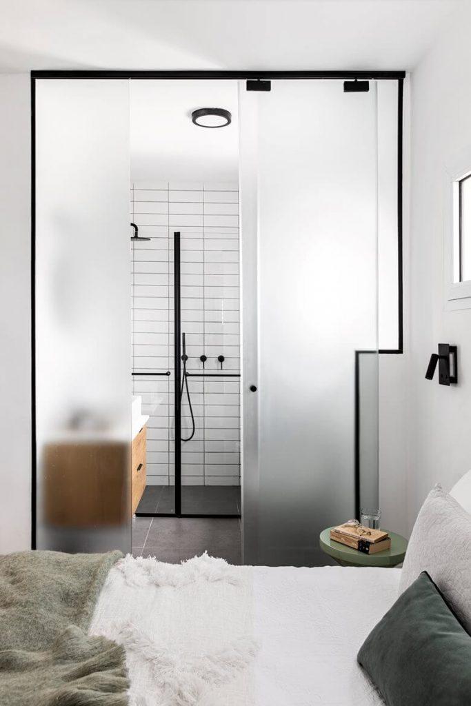 White Apartment Decor Bedroom