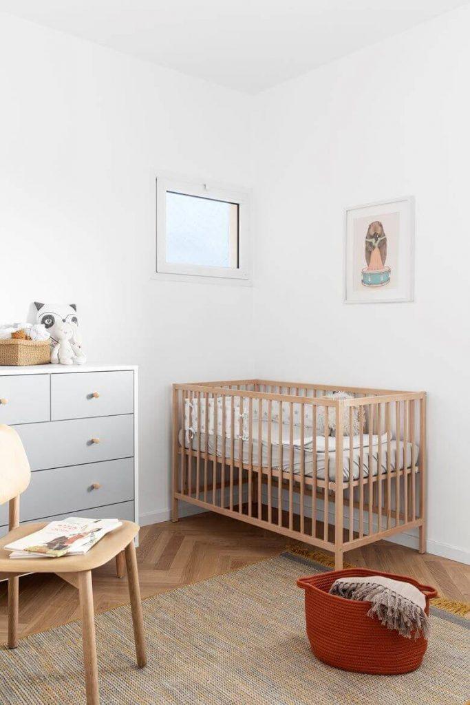 White Apartment Decor Kids Room
