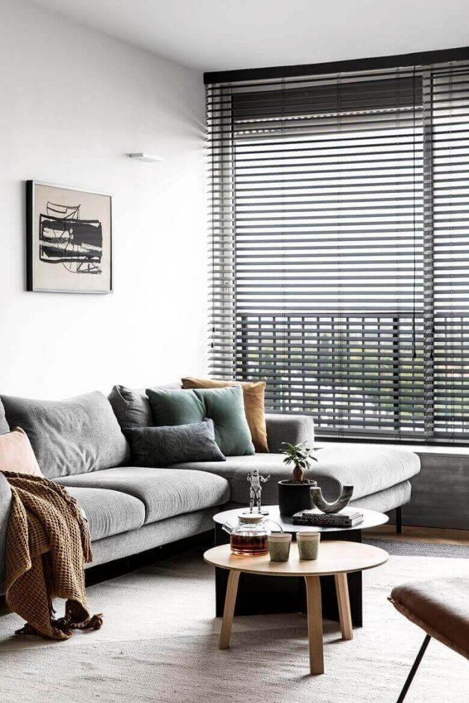 White Apartment Decor Sofa